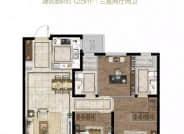 神6户型-3室2厅2卫-125.0㎡